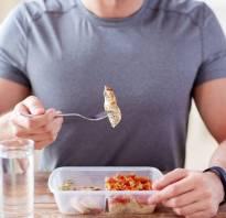 Диета для набора мышечной массы для мужчины весом 70 кг