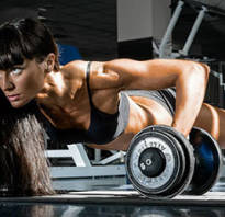 Список упражнений для девушек в тренажерном зале
