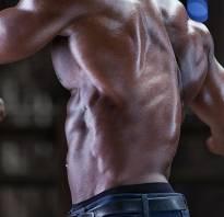 Упражнение для спины широчайших мышц спины
