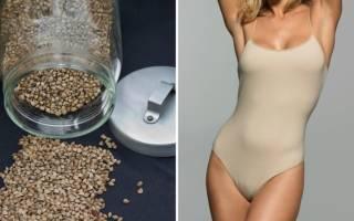 Диета с гречкой для похудения на неделю