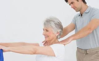 Упражнения для восстановления плеча после травмы