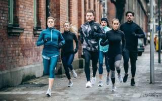 Как одеться для бега