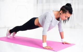 Лучшие упражнения для талии тонкой
