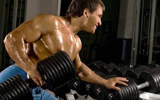 Комплекс упражнений по бодибилдингу