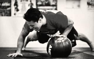 Упражнения для бойцов мма