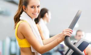 Упражнения в спортзале для начинающих девушек
