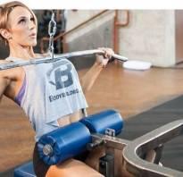 Упражнения для женщин на тренажерах