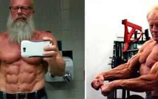 Бодибилдинг после 50 лет комплекс упражнений