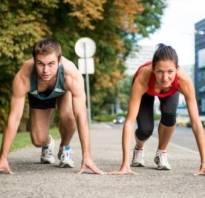 Как правильно бегать мужчине чтобы похудеть