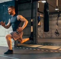 Статика упражнения для всех мышц
