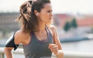 Схема бега для похудения для начинающих