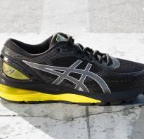 Выбор кроссовок asics для бега