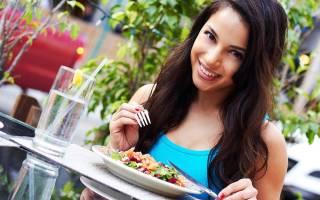 Правильное питание диета для похудения