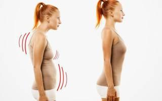 Упражнения для искривленного позвоночника и правильной осанки