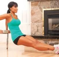 Упражнения девушке для набора веса