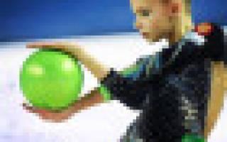 Мяч гимнастический какой диаметр выбрать