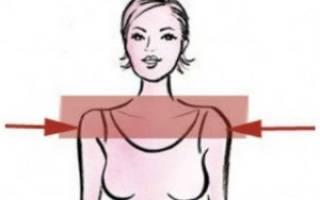 Как сделать плечи уже девушкам упражнения