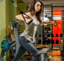 Упражнения для грудных мышц и рук