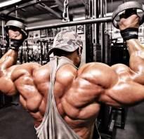 Упражнения для крыльев спины