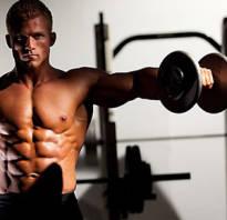 Упражнения в тренажерном зале на неделю