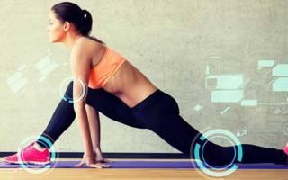 Упражнения для больных коленей