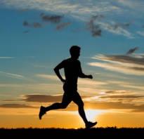 Как правильно бегать вечером