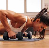Комплекс жиросжигающих упражнений для дома