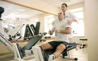 Упражнения в зале при грыже позвоночника