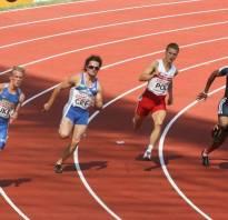 Какие виды упражнений входят в легкую атлетику