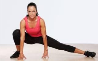 Упражнения для внутренней части бедра в домашних
