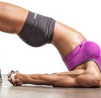 Упражнения для домашних тренировок