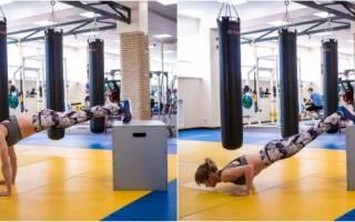 Упражнения для мышц грудины