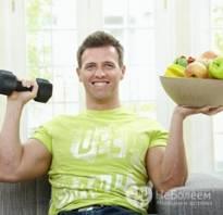 Диета для повышения веса