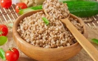 Диета с гречкой для похудения на неделю рецепты отзывы