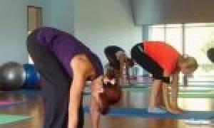 Комплекс упражнений для больных остеохондрозом