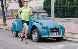 Как одеваться для бега весной