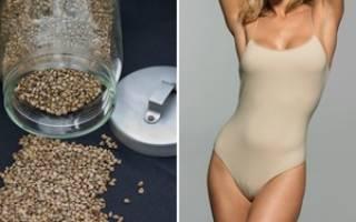 Как похудеть на гречневой диете