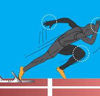 Как улучшить результат в беге на 100 метров