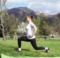 Самые эффективные упражнения от ушек на бедрах