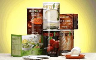 Вся правда про энерджи диет