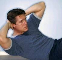 При геморрое какие упражнения делать