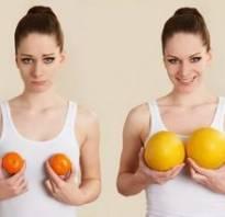 Упражнения для груди для объема