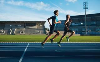 Как развить быстроту бега