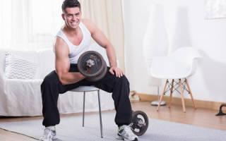 Красивое тело мужчины в домашних условиях упражнения