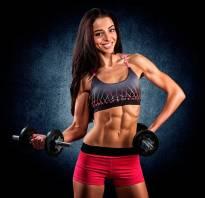 Сушка тела упражнения для девушек