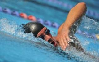 Кроль техника плавания упражнения на суше