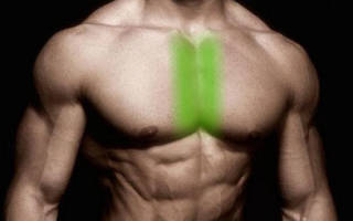 Упражнения для внутренней части грудных мышц