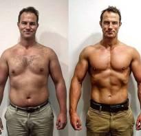 Диета для похудения мужчинам меню на каждый день